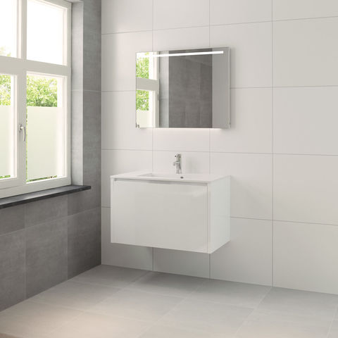 Bruynzeel Matera Onderbouwkast 90cm- glans wit