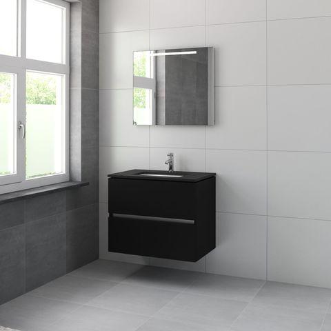 Bruynzeel Miko Onderbouwkast 80cm- zijde zwart