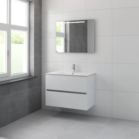 Bruynzeel Miko Onderbouwkast 90cm- mat wit