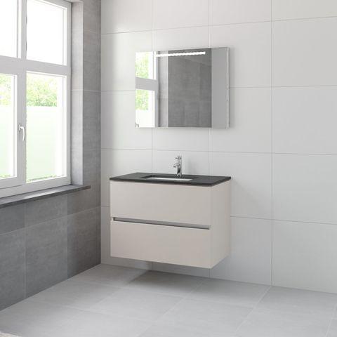Bruynzeel Miko Onderbouwkast 90cm- kasjmier grijs