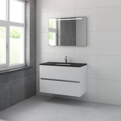 Bruynzeel Miko Onderbouwkast 100cm- mat wit