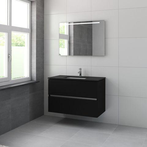 Bruynzeel Miko Onderbouwkast 100cm- zijde zwart