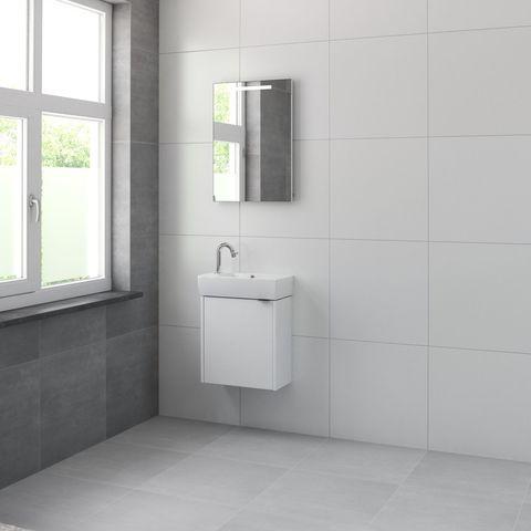 Bruynzeel Doro Onderbouwkast 50cm | L/R- mat wit