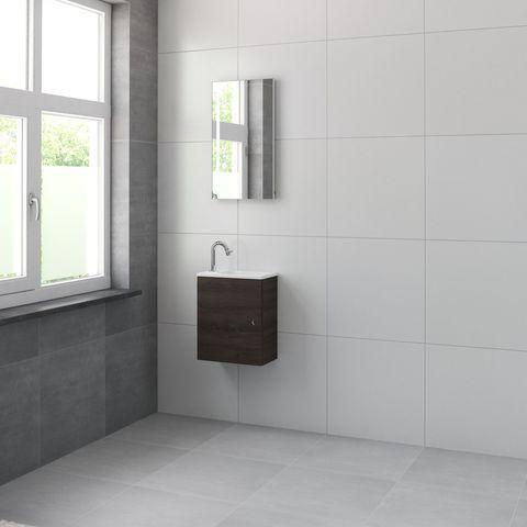 Bruynzeel Pocco Onderbouwkast 40cm | L/R- gladstone
