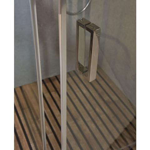 Bruynzeel Module douchecabine 90x100cm met draaideur