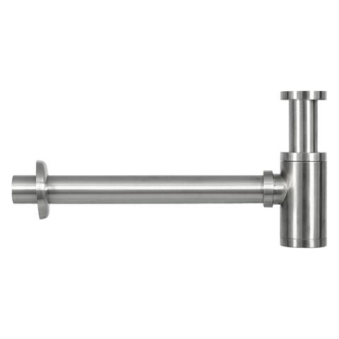 Differnz Cleo fonteinset - kraan gebogen - beton - mat chroom