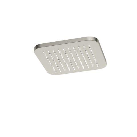 Hotbath Gal GL100GNP hoofddouche vierkant 22 cm - Geborsteld nikkel PVD
