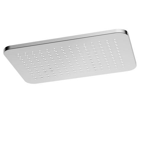 Hotbath Gal GL106CR hoofddouche rechthoek 27 x 40 cm - Chroom