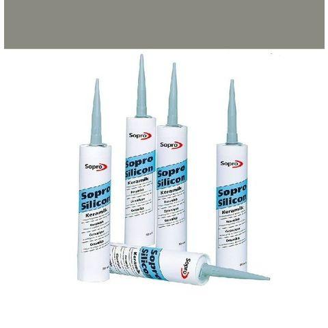 Sopro Silicone kit (per stuk 310ml) - Betongrijs nr. 14