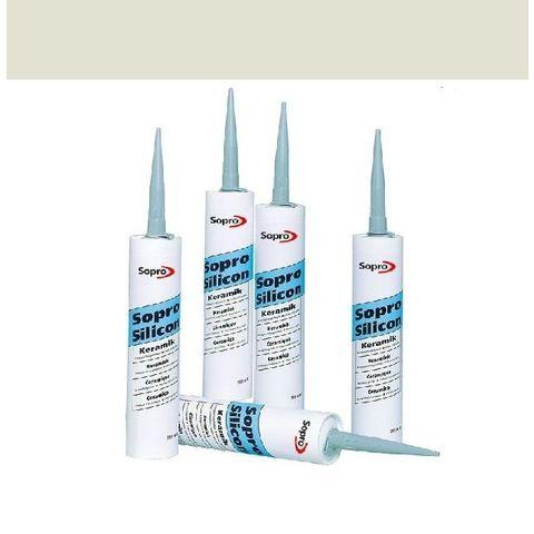 Sopro Silicone kit (per stuk 310ml) - Zilvergrijs nr. 17
