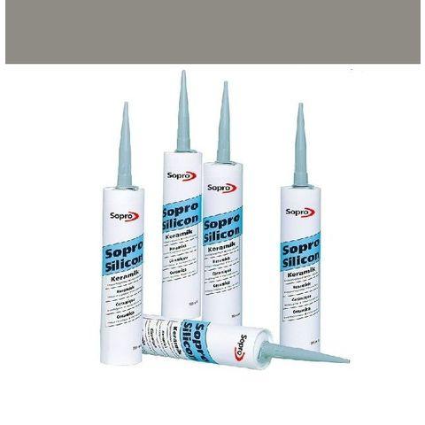 Sopro Silicone kit (per stuk 310ml) - Steengrijs nr. 22