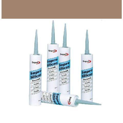 Sopro Silicone kit (per stuk 310ml) - Bruin nr. 52