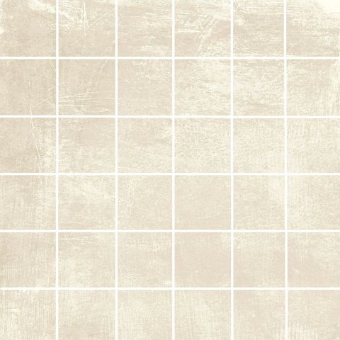 EnergieKer Loft mozaïek tegel 30x30 (stukjes 5x5) - White