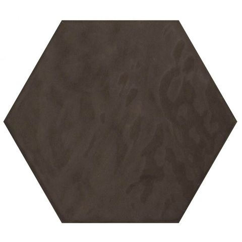 Cifre Vodevil hexagon tegel 17,5x17,5 - Antraciet