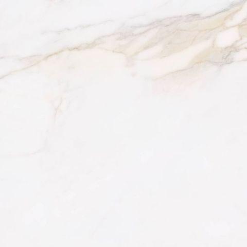 Cifre Diamond Gold marmerlook tegel 75x75 - goud/wit glans