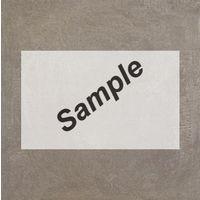Sample - EnergieKer Cerabeton - Cendre
