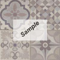 Sample - Realonda Skyros Gris decor 44,2x44,2