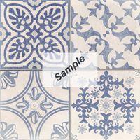 Sample - Realonda Skyros Blanco decor 44,2x44,2