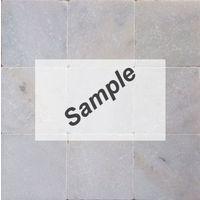 Sample - Kerabo Wit marmer anticato 10x10x1