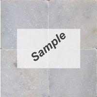 Sample - Kerabo Wit marmer anticato 20x20x1